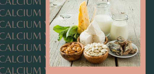 Les meilleurs aliments pour éviter les carences de calcium et de vitamine D